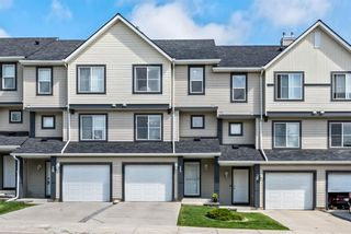 Main Photo: 32 Everhollow Way SW in Calgary: Evergreen Row/Townhouse for sale : MLS®# A1126540