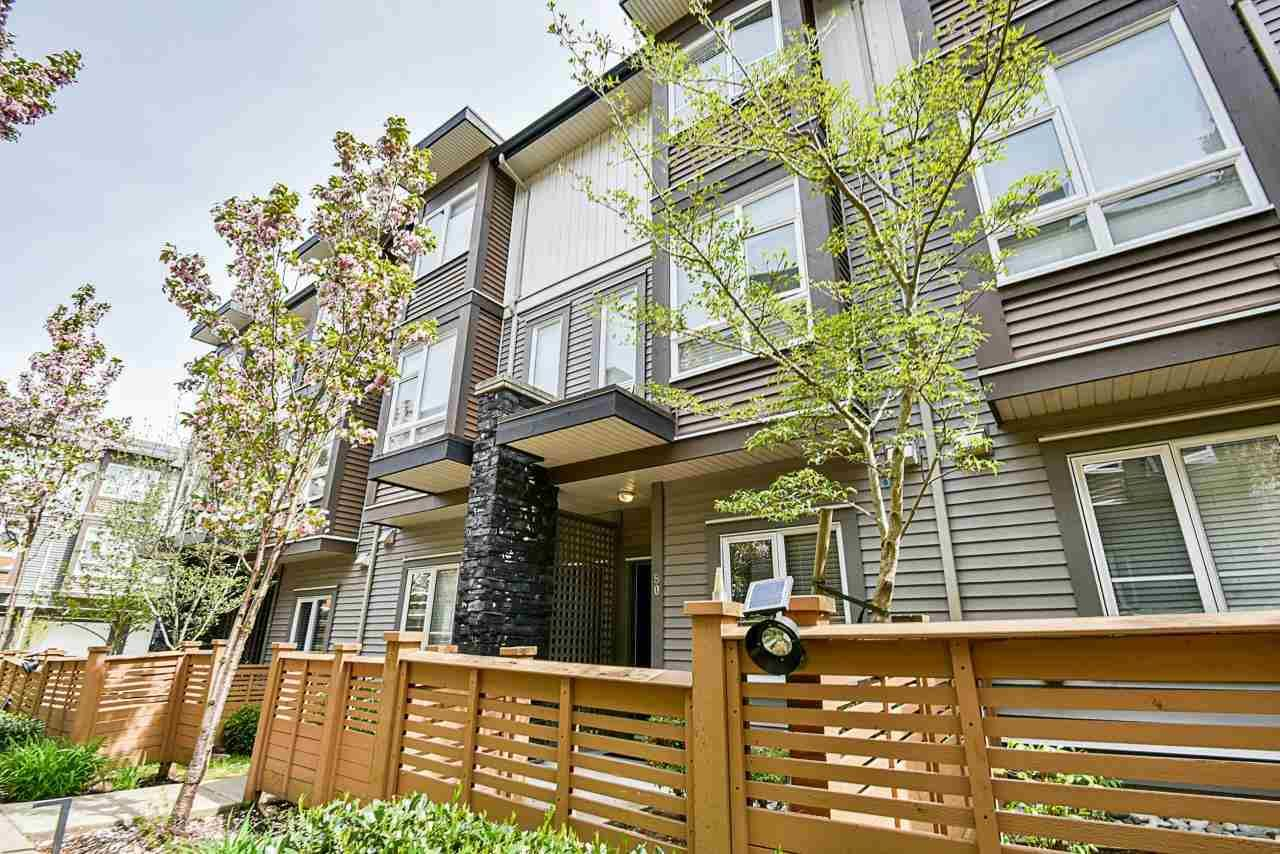 """Main Photo: 80 5888 144 Street in Surrey: Sullivan Station Townhouse for sale in """"One44"""" : MLS®# R2574402"""