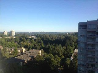 Photo 2: 1402 9633 MANCHESTER Drive in Burnaby: Cariboo Condo for sale (Burnaby North)  : MLS®# V965046