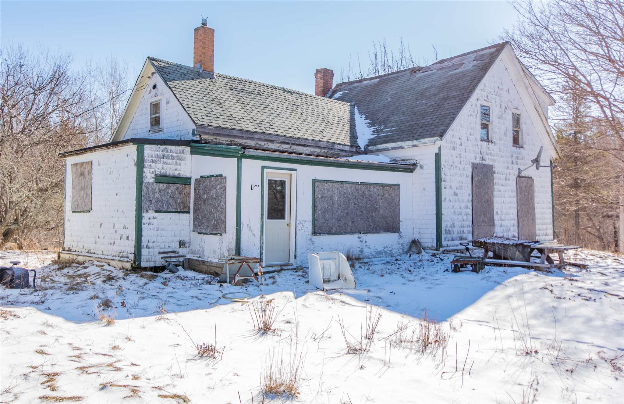 Main Photo: 675 Piedmont Valley Road in Piedmont: 108-Rural Pictou County Vacant Land for sale (Northern Region)  : MLS®# 202105406