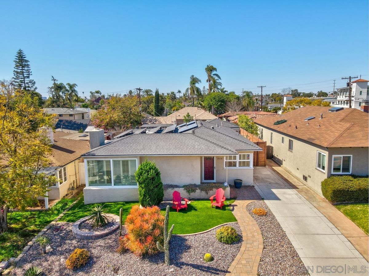 Main Photo: NORTH PARK House for sale : 4 bedrooms : 2636 33rd st in San Diego