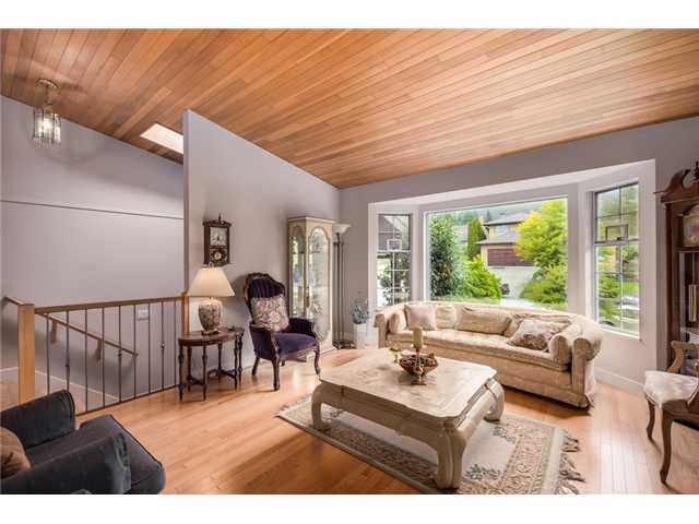 "Photo 2: Photos: 685 WILDING Place in North Vancouver: Tempe House for sale in ""TEMPE"" : MLS®# V1087335"