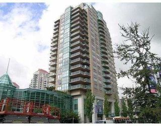 """Photo 1: 1303 612 6TH Street in New_Westminster: Uptown NW Condo for sale in """"THE WOODWARD"""" (New Westminster)  : MLS®# V659240"""