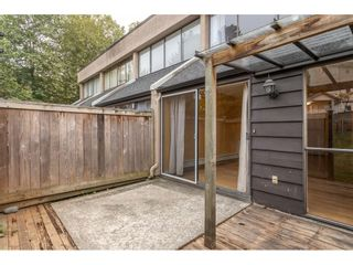 """Photo 18: 102 17718 60 Avenue in Surrey: Cloverdale BC Townhouse for sale in """"CLOVER PARK GARDENS"""" (Cloverdale)  : MLS®# R2498057"""
