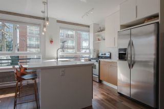 """Photo 10: 209 1216 HOMER Street in Vancouver: Yaletown Condo for sale in """"THE MURCHIES BUILDING"""" (Vancouver West)  : MLS®# R2003084"""