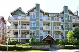 """Photo 1: 210 15350 16A Avenue in Surrey: King George Corridor Condo for sale in """"Ocean Bay Villas"""" (South Surrey White Rock)  : MLS®# R2447871"""