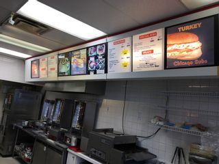Photo 4: Donair shop, Restaurant, fast food