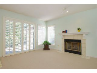 """Photo 7: 9 7760 BLUNDELL Road in Richmond: Broadmoor Townhouse for sale in """"SUNNYMEDE ESTATES"""" : MLS®# V942111"""