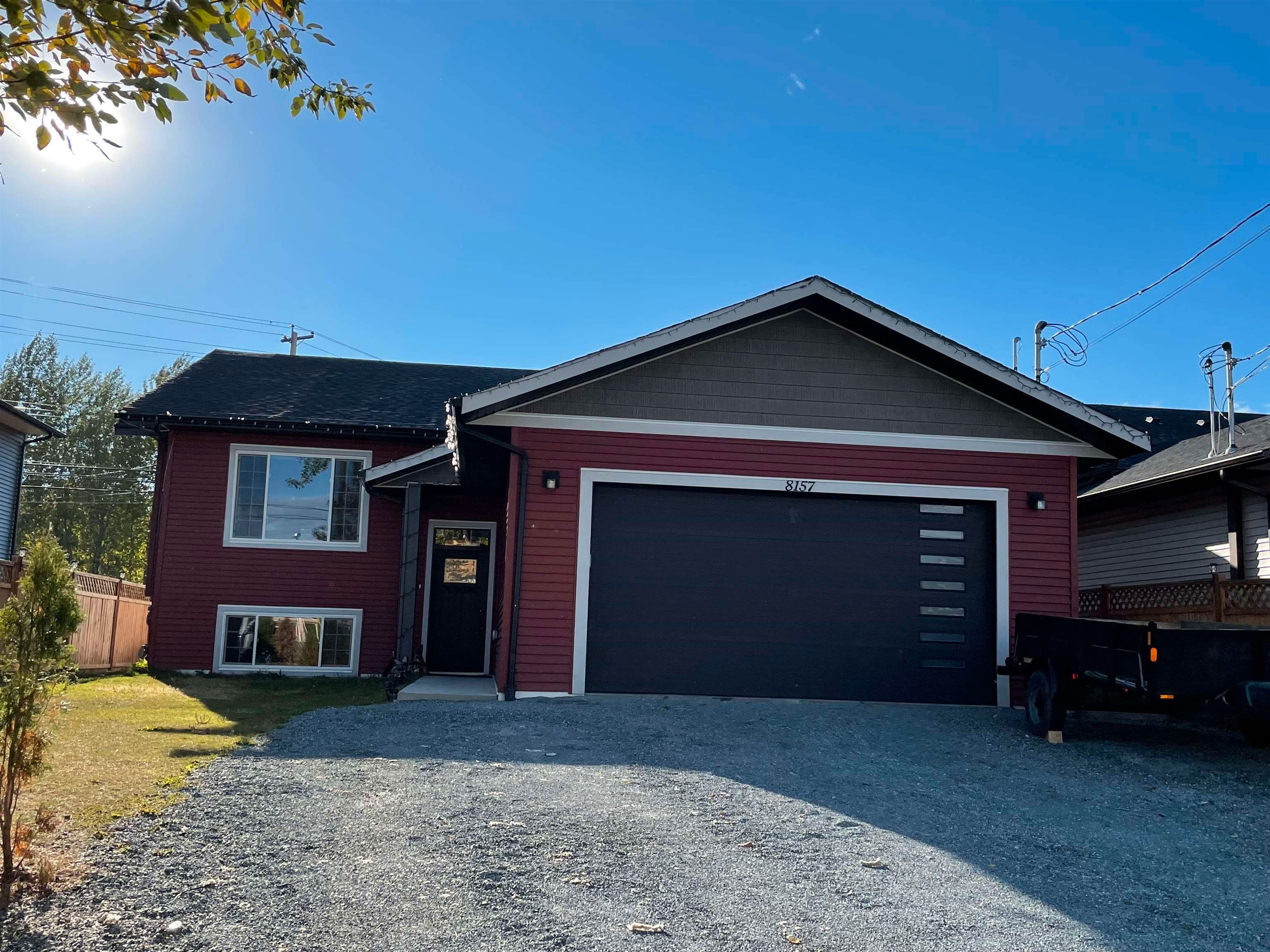 Main Photo: 8157 PETER Road in Prince George: North Kelly House for sale (PG City North (Zone 73))  : MLS®# R2615080