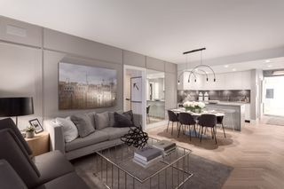 """Photo 2: 207 4621 CAMBIE Street in Vancouver: Cambie Condo for sale in """"Chelsea by Cressey"""" (Vancouver West)  : MLS®# R2541025"""
