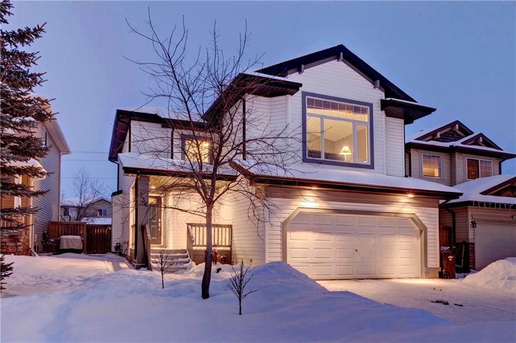 Main Photo: 136 CHAPALINA Crescent SE in Calgary: Chaparral House for sale : MLS®# C4165478