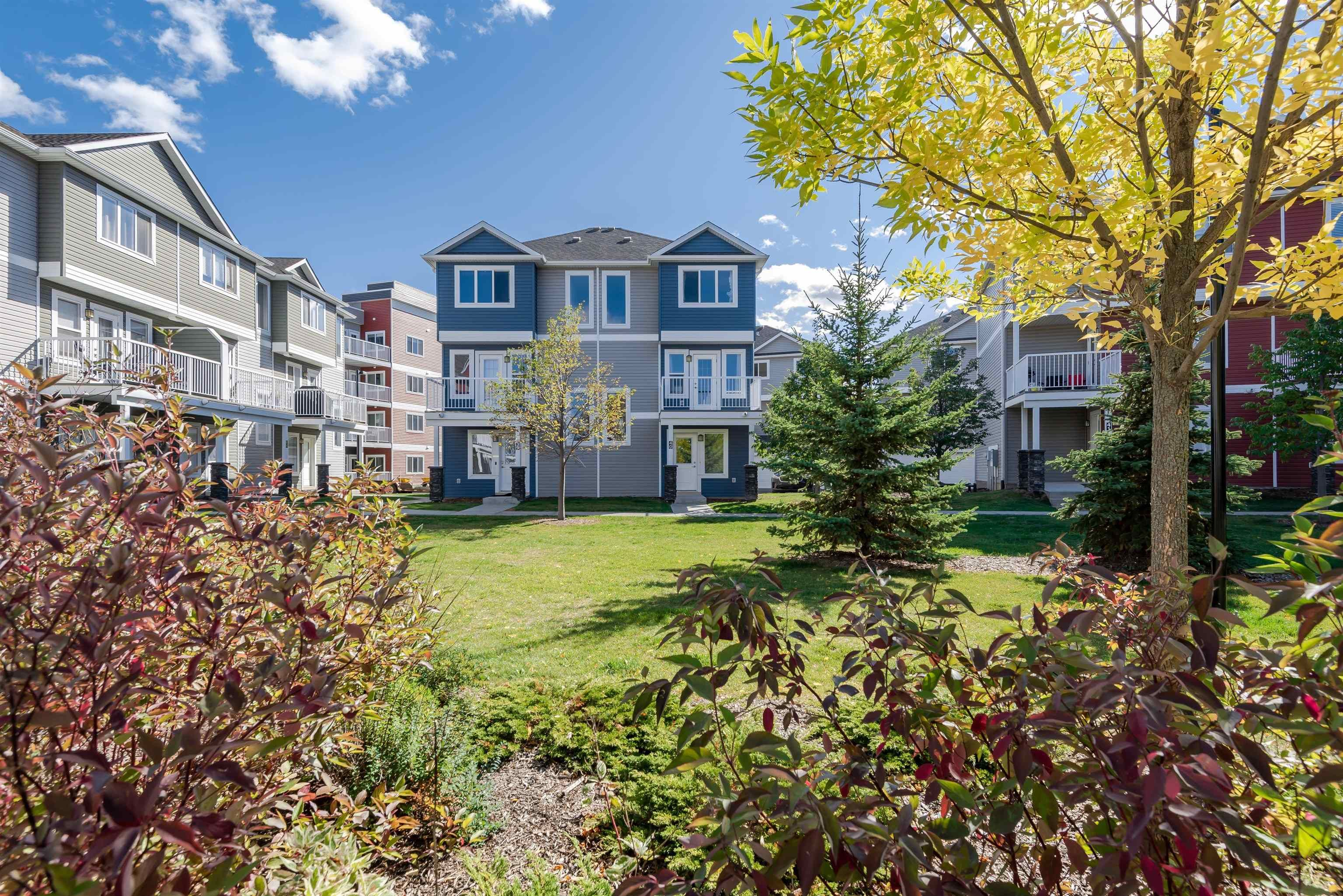 Main Photo: 40 1816 RUTHERFORD Road in Edmonton: Zone 55 Townhouse for sale : MLS®# E4264651