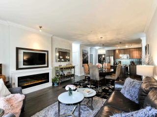 """Photo 1: C207 20211 66 Avenue in Langley: Willoughby Heights Condo for sale in """"ELEMENTS"""" : MLS®# R2383710"""