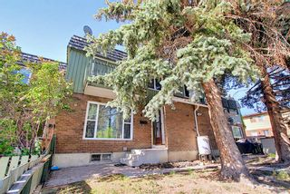 Main Photo: 6 124 Sabrina Way SW in Calgary: Southwood Row/Townhouse for sale : MLS®# A1121982