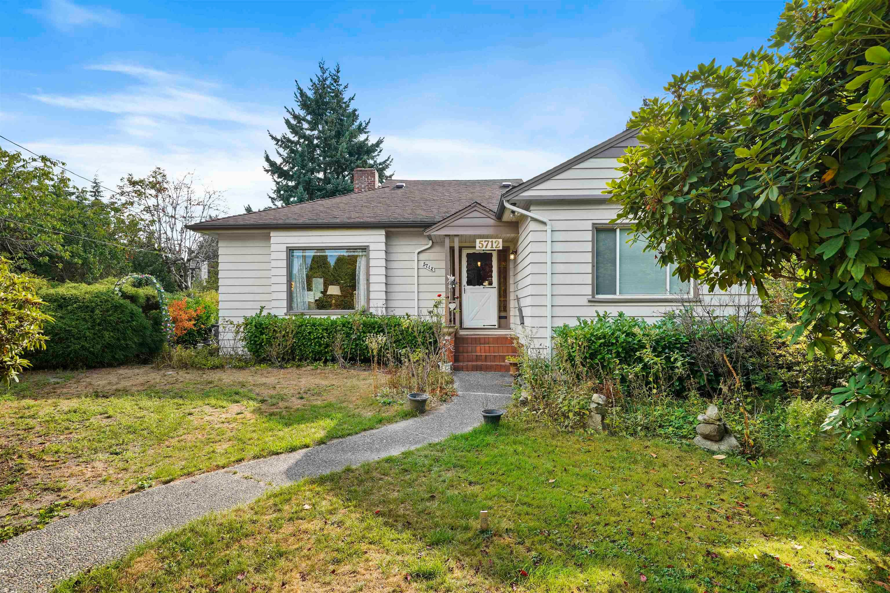 Main Photo: 5712 CROWN Street in Vancouver: Southlands House for sale (Vancouver West)  : MLS®# R2619308