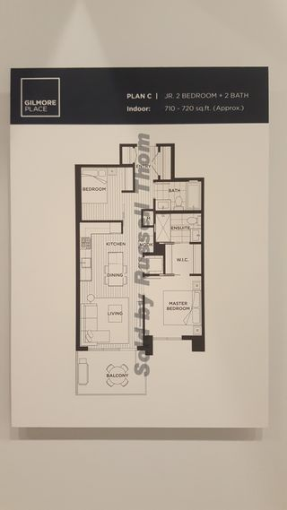 Photo 2: ONNI-Gilmore-Place-4168-Lougheed-Hwy-Burnaby-Tower 3