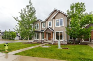 Main Photo: 1552 93 Street SW in Calgary: Aspen Woods Row/Townhouse for sale : MLS®# A1151448