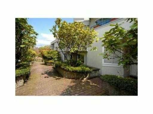 """Main Photo: 4 1182 7 in vancouver: Fairview - Hospital Area Condo  in """"San Franciscan 2"""" ()"""