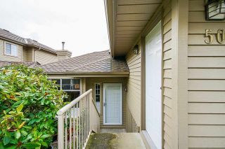 """Photo 3: 50 2979 PANORAMA Drive in Coquitlam: Westwood Plateau Townhouse for sale in """"DEERCREST ESTATES"""" : MLS®# R2562091"""