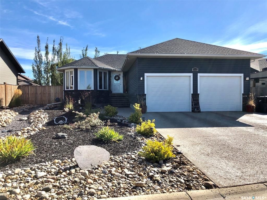 Main Photo: 12172 Battle Springs Drive in Battleford: Residential for sale : MLS®# SK845524