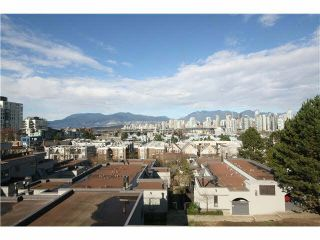 """Photo 16: 1337 W 8TH Avenue in Vancouver: Fairview VW Townhouse for sale in """"FAIRVIEW VILLAGE"""" (Vancouver West)  : MLS®# V1114051"""