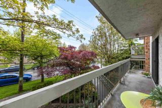 "Photo 17: 202 2080 MAPLE Street in Vancouver: Kitsilano Condo for sale in ""Maple Manor"" (Vancouver West)  : MLS®# R2576001"