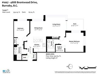 """Photo 32: 1007 4888 BRENTWOOD Drive in Burnaby: Brentwood Park Condo for sale in """"FITZGERALD AT BRENTWOOD GATE"""" (Burnaby North)  : MLS®# R2581434"""