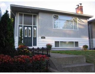 Photo 1: 841 W 64TH AV in Vancouver: Marpole House for sale (Vancouver West)  : MLS®# V559100