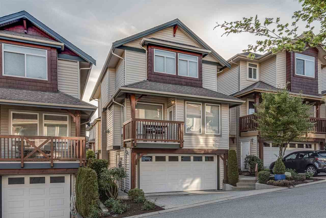 """Main Photo: 42 2381 ARGUE Street in Port Coquitlam: Citadel PQ Townhouse for sale in """"The Boardwalk"""" : MLS®# R2367772"""