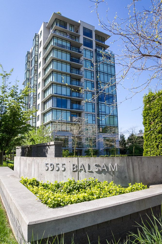 Main Photo: 1202 5955 BALSAM Street in Vancouver West: Home for sale : MLS®# V1035156