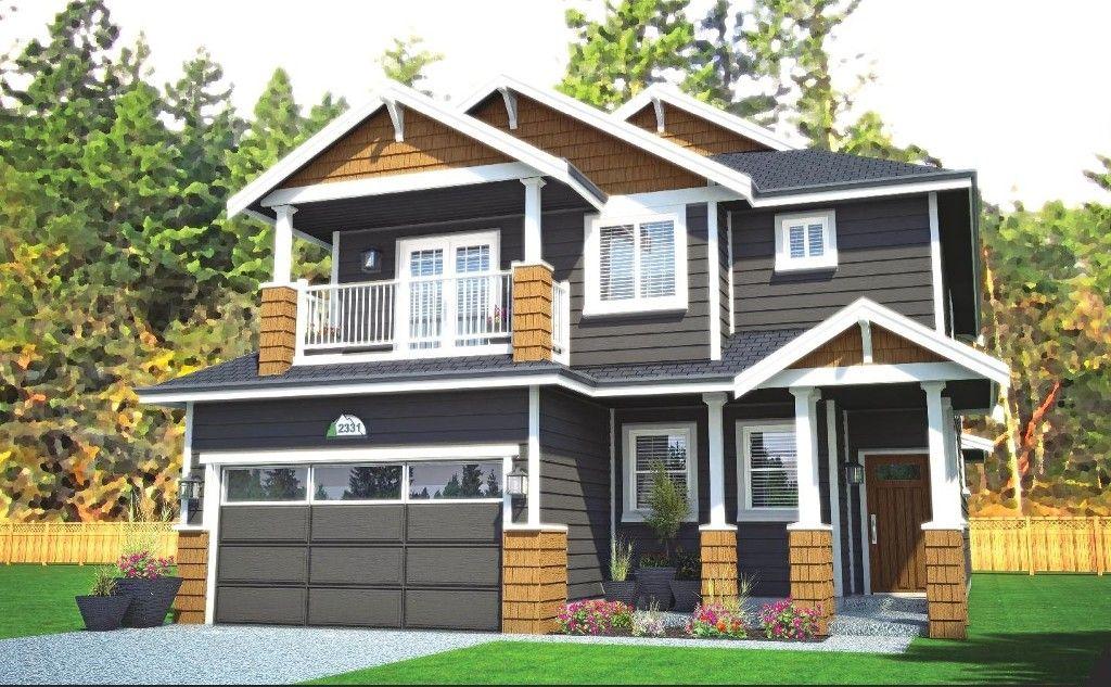 Main Photo: 2379 Chilco Road in Victoria: House for sale