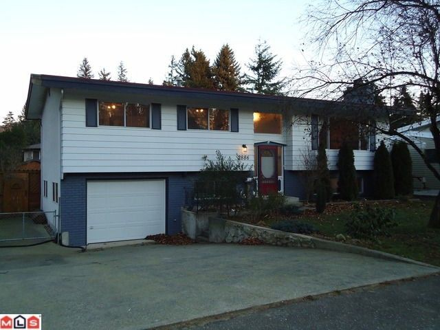 Main Photo: 2886 ASH Street in Abbotsford: Central Abbotsford House for sale : MLS®# F1028366
