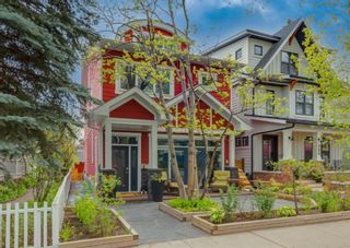 Main Photo: 308 12 Street NW in Calgary: Hillhurst Detached for sale : MLS®# A1076216