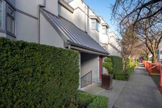 """Photo 2: 1355 W 8TH Avenue in Vancouver: Fairview VW Townhouse for sale in """"FAIRVIEW VILLAGE"""" (Vancouver West)  : MLS®# R2540948"""