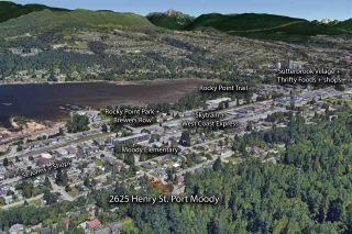 Photo 10: LOT A 2625 HENRY Street in Port Moody: Port Moody Centre Land for sale : MLS®# R2543268
