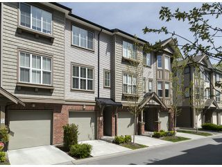 "Photo 19: 3 14838 61ST Avenue in Surrey: Sullivan Station Townhouse for sale in ""SEQUOIA"" : MLS®# F1415294"