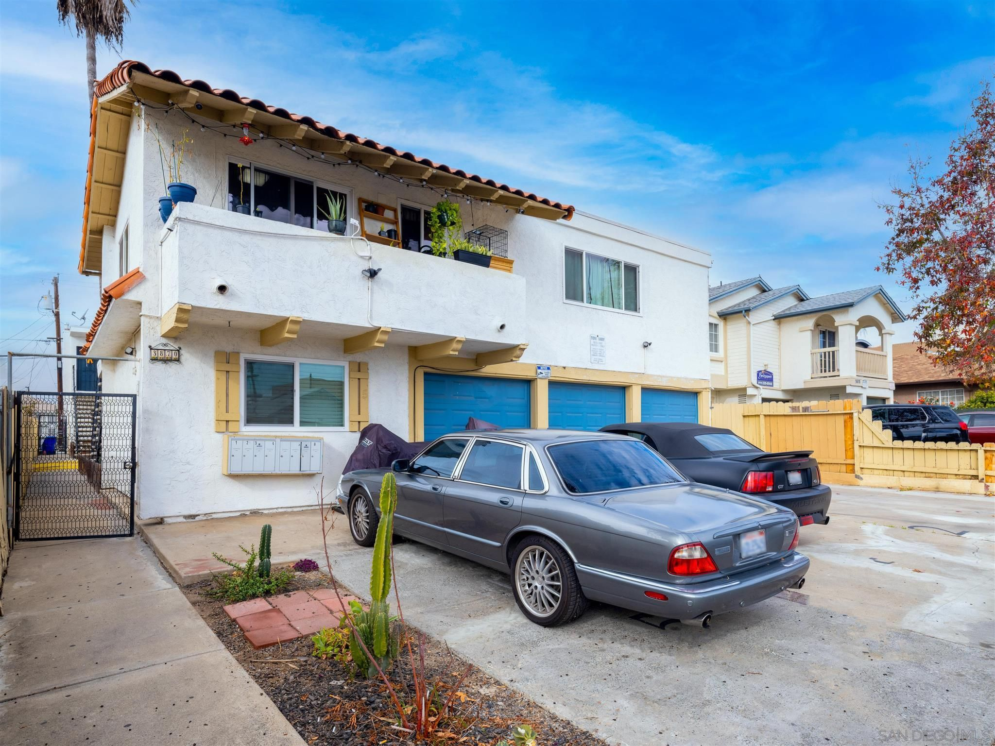 Main Photo: CITY HEIGHTS Condo for sale : 2 bedrooms : 3870 37th St #1 in San Diego