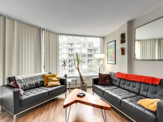 """Photo 7: 622 1330 BURRARD Street in Vancouver: Downtown VW Condo for sale in """"Anchor Point I"""" (Vancouver West)  : MLS®# R2618272"""