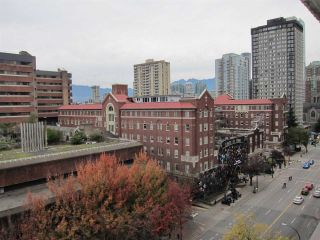 Photo 2: 802 1160 BURRARD Street in Vancouver: Downtown VW Condo for sale (Vancouver West)  : MLS®# R2318679