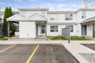 Photo 1: 63 603 Youville Drive E in Edmonton: Zone 29 Townhouse for sale : MLS®# E4266368