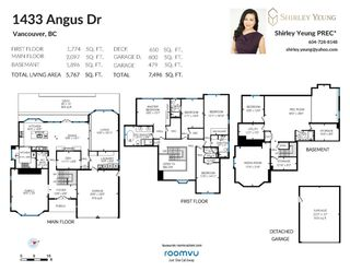 Photo 40: 1433 ANGUS Drive in Vancouver: Shaughnessy House for sale (Vancouver West)  : MLS®# R2567970
