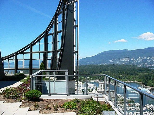 "Main Photo: 1705 1189 MELVILLE Street in Vancouver: Coal Harbour Condo for sale in ""THE MELVILLE"" (Vancouver West)  : MLS®# V1100870"