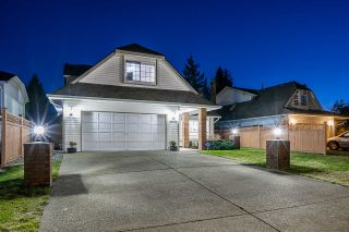 "Main Photo: 15518 93RD Avenue in Surrey: Fleetwood Tynehead House for sale in ""BERKSHIRE PARK"" : MLS®# R2537619"