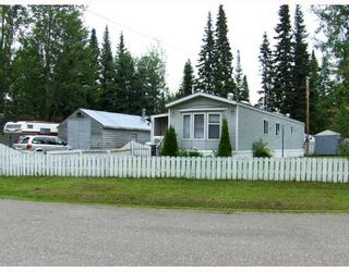 """Photo 1: 6946 ADAM Drive in Prince_George: Emerald Manufactured Home for sale in """"EMERALD"""" (PG City North (Zone 73))  : MLS®# N174041"""