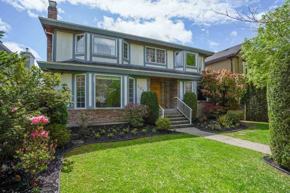 Main Photo: 2030 W 62ND Avenue in Vancouver: S.W. Marine House for sale (Vancouver West)  : MLS®# R2574628