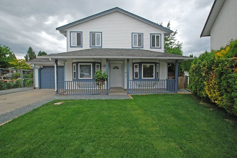 Main Photo: 9535 NORTHVIEW Street in Chilliwack: Chilliwack N Yale-Well House for sale : MLS®# R2185339