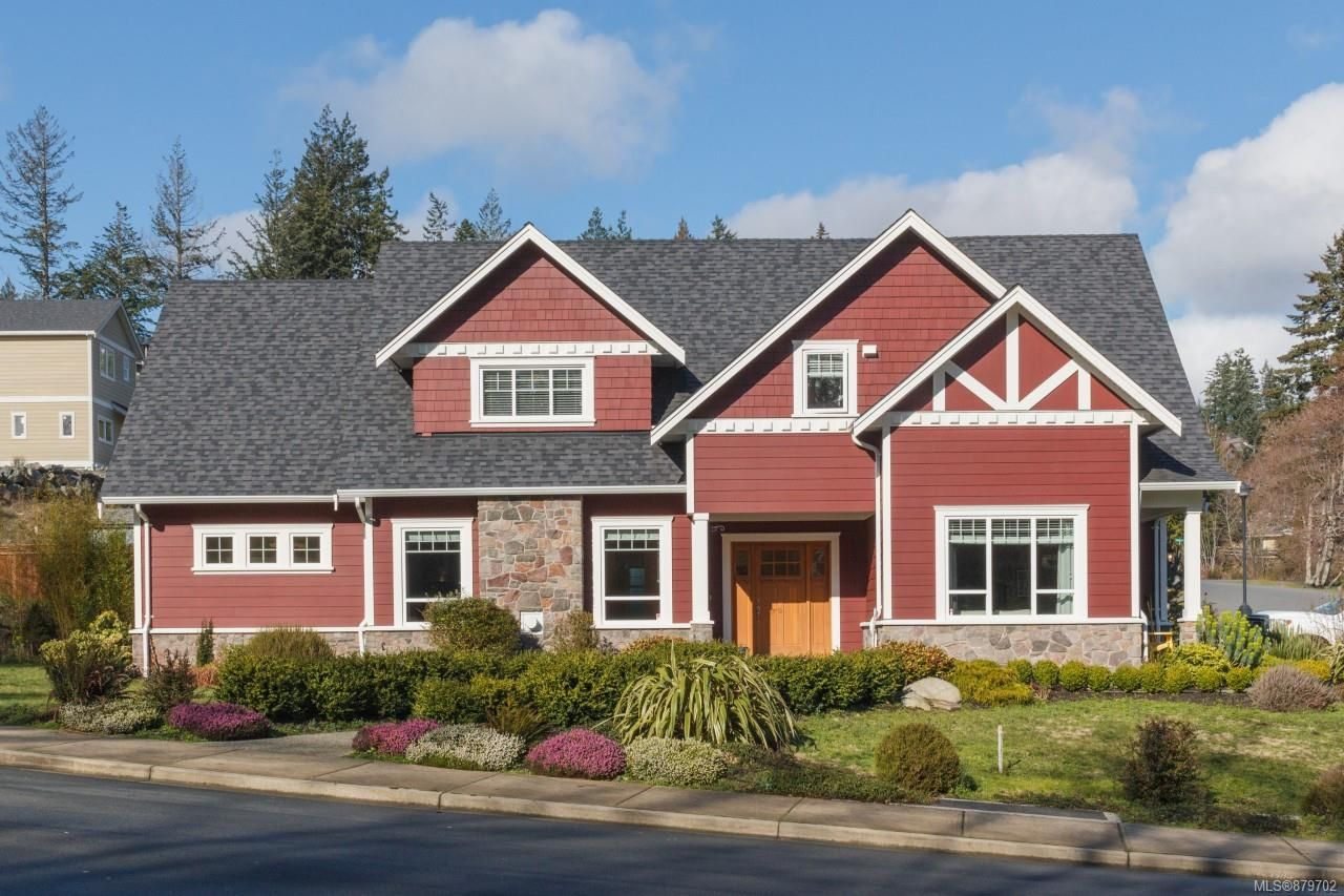 Main Photo: 2268 N French Rd in Sooke: Sk Broomhill House for sale : MLS®# 879702