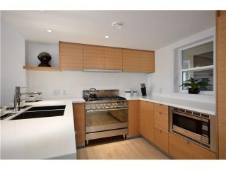 """Photo 5: 1560 COMOX Street in Vancouver: West End VW Townhouse for sale in """"C & C"""" (Vancouver West)  : MLS®# V931031"""