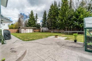 Photo 31: 2630 RIDGEVIEW Drive in Prince George: Hart Highlands House for sale (PG City North (Zone 73))  : MLS®# R2575819