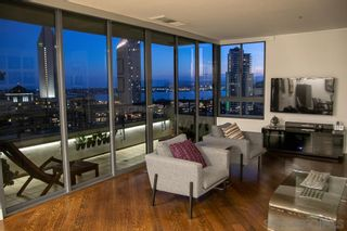 Photo 5: DOWNTOWN Condo for sale : 1 bedrooms : 700 Front St #1204 in San Diego